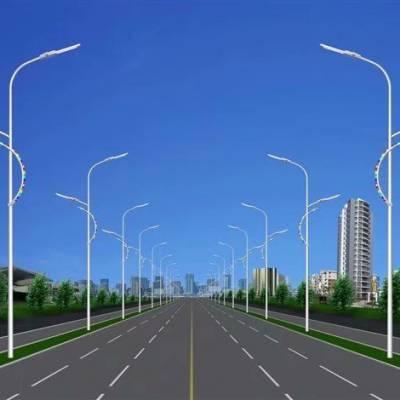 常德市政路灯厂家 专业生产LED接电路灯 江苏斯美尔光电科技有限公司