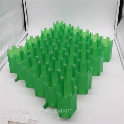 低价促销生态停车场绿色植草格 高强度消防通道用植草格