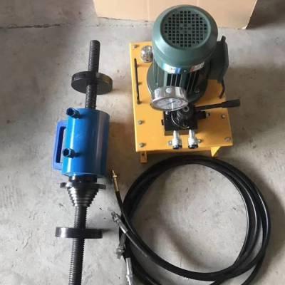 工程机械压套机 挖机压套机厂家 镗孔镶套小型压套机