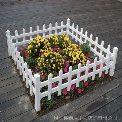 浙江舟山定海 塑钢护栏多少钱一平方园林花坛护栏