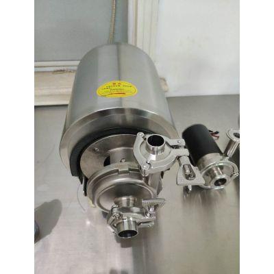 输送牛奶卫生泵 ZDGKH-25T-36M-7.5KW 系列卫生泵 江西众度泵业