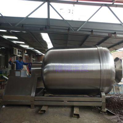 玉友厂家直销大型真空滚揉机牛肉腌制机GR--3000定制加工
