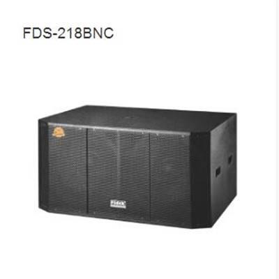 北京FIDEK飞达音箱 FD-218BNC