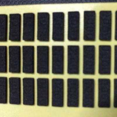 供应EVA泡棉双面胶贴 凤岗黑色EVA双面胶贴 EVA复合3M双面胶贴