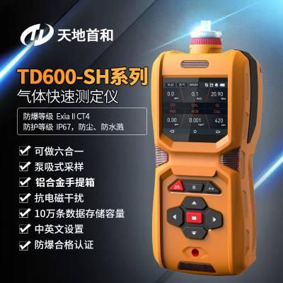 便携式尘埃粒子计数器检测仪TD600-SH-PM6便携式粉尘浓度检测仪