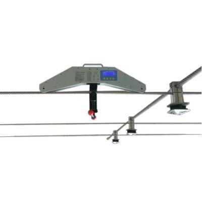 幕墙拉索张力仪 不锈钢拉索测力仪 三点弯曲式钢索张力检测仪 SL-20T钢绞线张力计