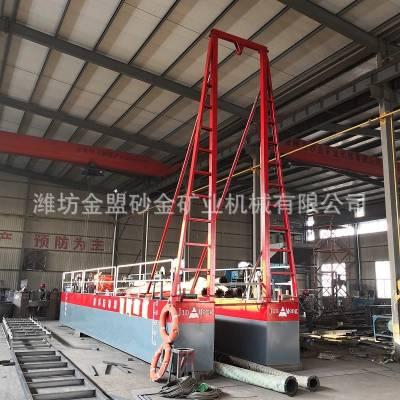 新疆200方射吸式抽沙船报价 新疆射吸式抽沙船如何保养