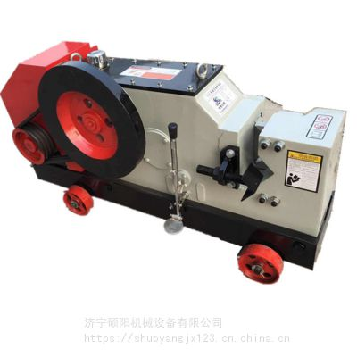GQ-125快速角钢切断机钢材切断机