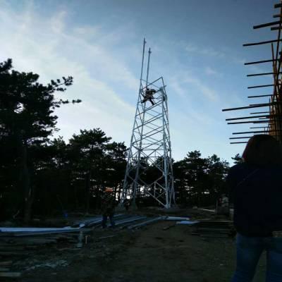 厂家直销山西晋中和顺楼顶避雷塔欢迎来电咨询