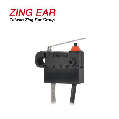 ZINGEAR 大量生产高寿命小型微动开关 G3系列电子手刹防水微动开关