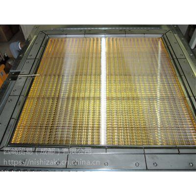 日本Fintech株式会社平面加熱用ヒーター装置卤素面板加热器,成都原厂进口