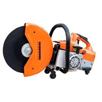 ECF350手提式汽油切割机厂家 建筑消防多用切割机械 刻槽取样机 钢材切割机