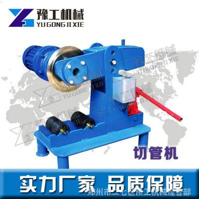 不锈钢管切管机全自动送料 易操作高效消防钢管切割机 厂家直销