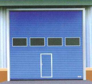 仓库提升门造价-涞水仓库提升门-保定元升门业维修公司