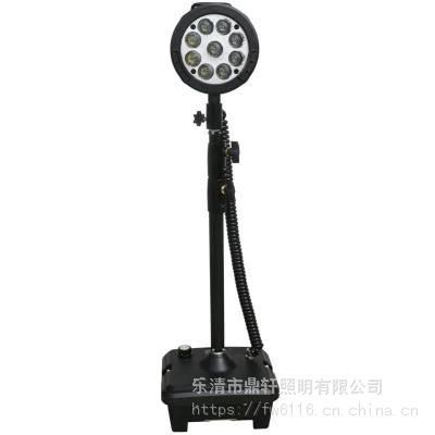 BJQ6106-27W手提移动升降灯电量显示
