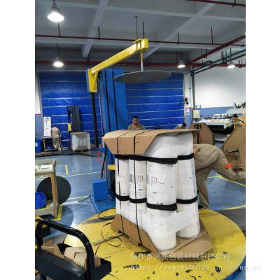 砖瓦在线缠绕膜包装机 多年品质 欢迎咨询