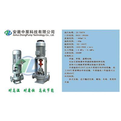 安徽中泵科技CLP50-2管道泵
