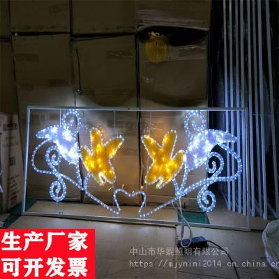 十大品牌 外墙亮化灯 亮化灯笼 美容院装饰灯