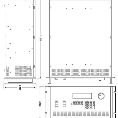 AMETEK/阿美特克美国3091LD程控交流电子负载