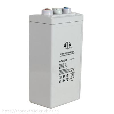 双登电池GFM-300 双登电池2V300AH蓄电池 参数报价