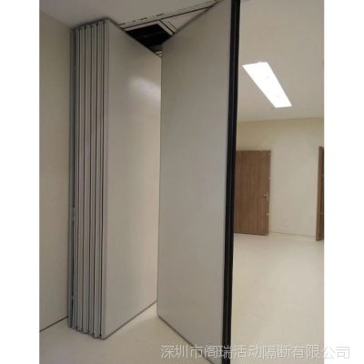 龙华多功能厅移动隔断定制 赛勒尔趟门隔断供应