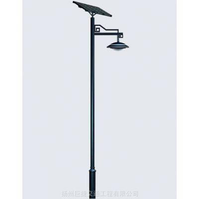 5米太阳能庭院灯源头厂家来图订制