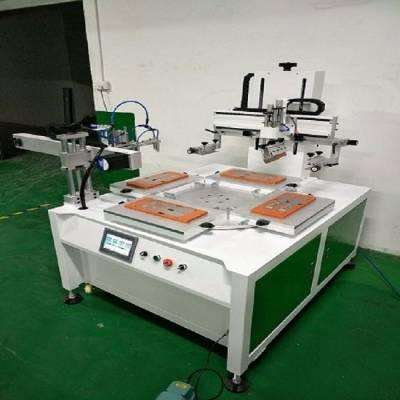 茂名市塑料件丝印机厂家电子丝网印刷机五金件印刷机 定制加工