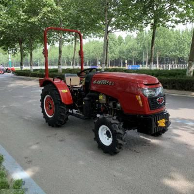 潍坊泰鸿拖拉机有限公司果园专用50马力四驱大棚王拖拉机 504