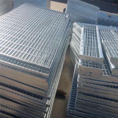 不锈钢格栅板供应 玻璃钢格栅盖板尺寸 钢格板标准图集