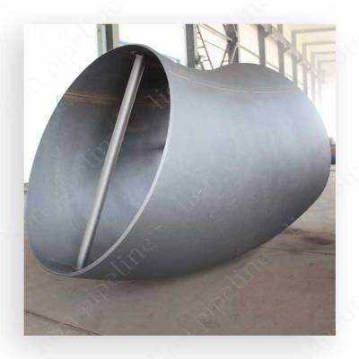 90度无缝弯头 DN500 9mm 530mm 1.5D 国标碳钢 碳钢无缝焊接弯头