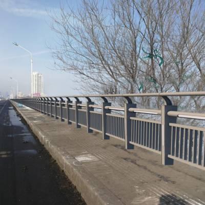 专业灯光桥梁护栏施工-山东神龙金属-安徽灯光桥梁护栏施工
