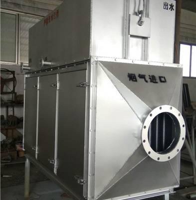 余热回收器供暖(图)-烟气余热回收器原理-山东烟气余热回收器