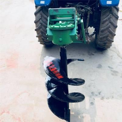 手提挖坑机钻冰机地钻 低油耗手提式汽油挖坑机 现货