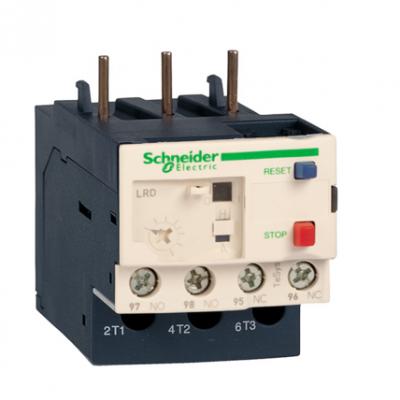 施耐德 LRD04C 0.4-0.63A 热过载继电器 LRD04C 原厂包装 假一赔十