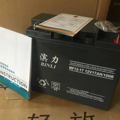 滨力MF1265(12V65AH)铅酸免维护蓄电池经销商报价