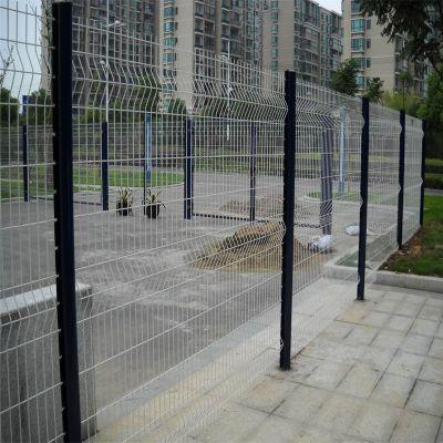 停车场隔离网 花园护栏网 高速公路护栏网
