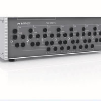 emtest测试/瑞士CNV504N/508N信号线