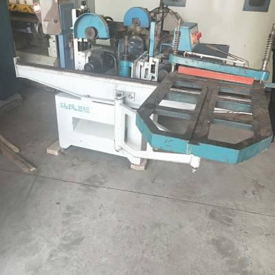 收售二手木工机械/五叠开榫机 平刨压刨 四面刨 双面刨 精密锯 方孔钻 立铣