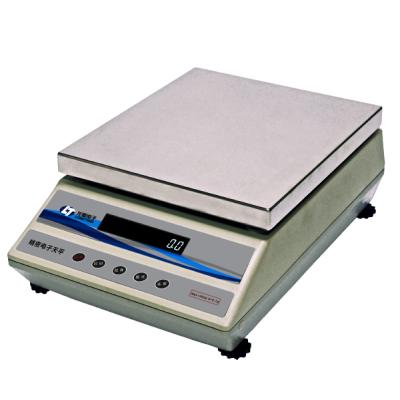 沈阳龙腾ESK大称量精密电子天平ES20K-15D 20kg 0.5g电磁力传感器砝码质量比较仪