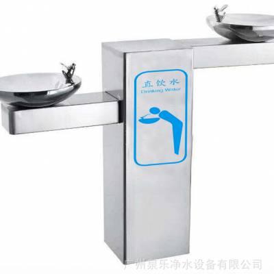 泉乐市政广场公共直饮水台户外不锈钢直饮水机