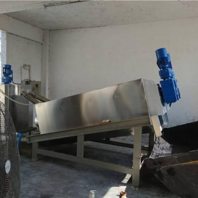 叠螺污泥脱水机参数-太原叠螺污泥脱水机-鼎越环保物美价廉