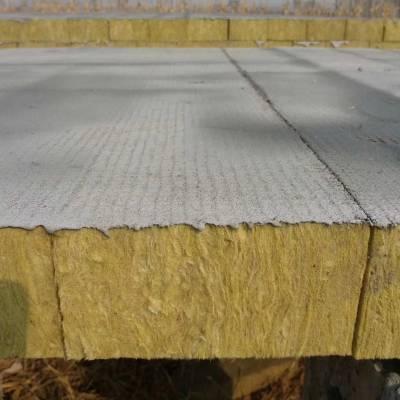 保温岩棉板规格 防火一体化板 岩棉保温板厂家 丰远
