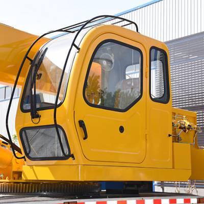 8吨汽车起重机-汽车起重机-四通机械优质吊车厂家