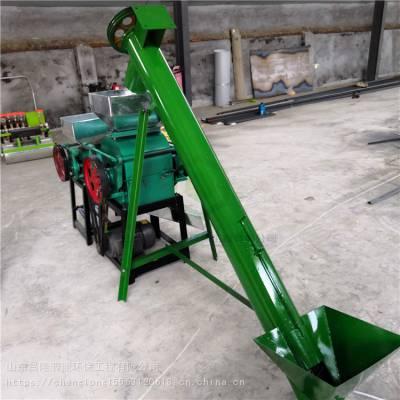 农用机械提升机小型饲料螺旋输送机斗式高效上料机草料输送机