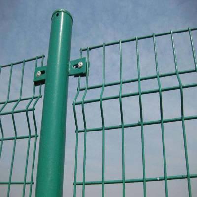 仓库隔离网厂家 道路安全隔离网 钢网墙隔离网