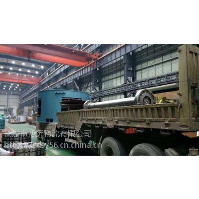 大型电力设备运输实例 长沙至西藏拉萨博远物流整车直达