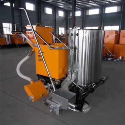 鼎东直销热熔划线一体机 停车位划线机 新型熔料划线一体机