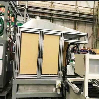 自动化设备防护罩流水线设备安全防护罩铝型材透明亚克力护罩