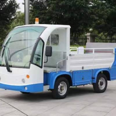 广州玛西尔电动环卫车清扫车驳运车