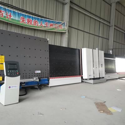 LBZ2500P自动合片板压 中空玻璃生产线